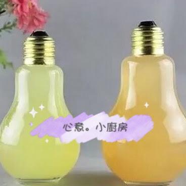 燈泡果汁瓶(代購)