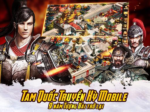 Tam Quu1ed1c Truyu1ec1n Ku1ef3 Mobile - Tam Quoc Truyen Ky 1.8.1 screenshots 11