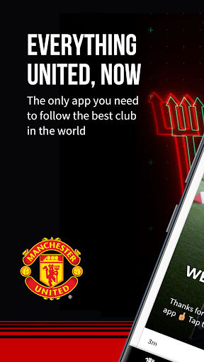 Manchester United Official App 6.2.4 screenshots 1