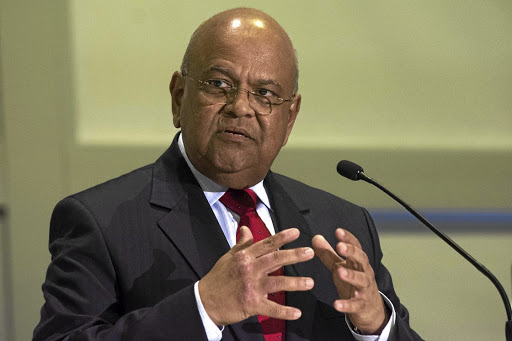 In good hands: The appointment of Public Enterprises Minister Pravin Gordhan in March has boosted confidence in the country and has further reassured investors. Picture: TREVOR SAMSON