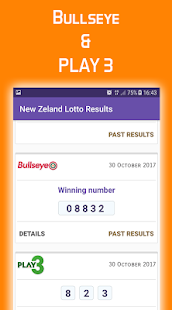New Zealand Lotto Results - náhled
