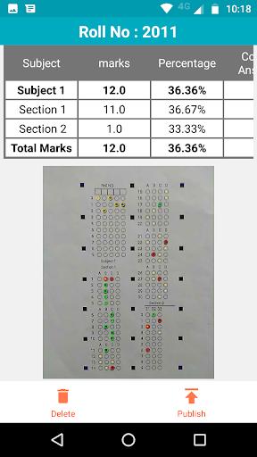evalbee - (free omr answer sheet scanner) screenshot 3