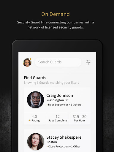 Screenshot for Precise Protective in United States Play Store