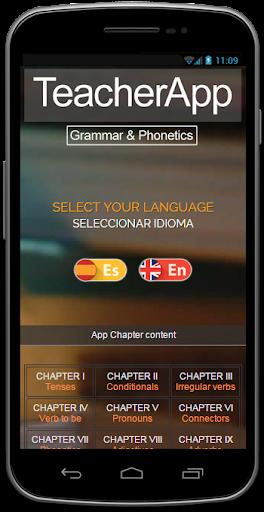 ENG - SPA Grammar Phonetics