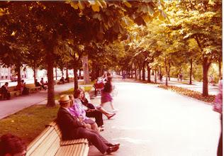 Photo: Odessalaisilla oli hienot puistot
