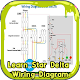 learn star delta wiring diagram Download for PC Windows 10/8/7