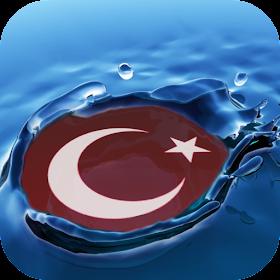 Türk Bayrağı Duvar Kağıdı
