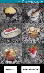 Postres- screenshot thumbnail