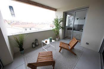 Appartement 4 pièces 87,81 m2