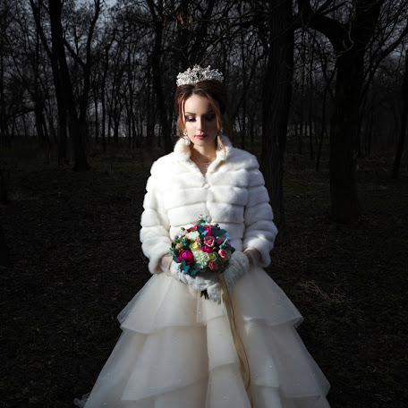Wedding photographer Igor Bayskhlanov (vangoga1). Photo of 29.01.2018