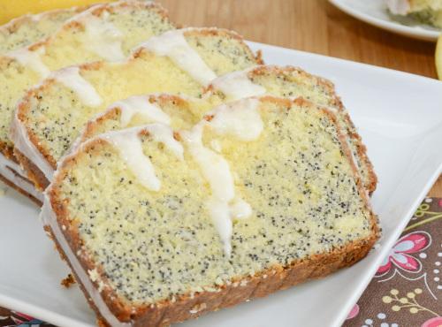 From Scratch Lemon-poppy Seed Coffee Cake Recipe