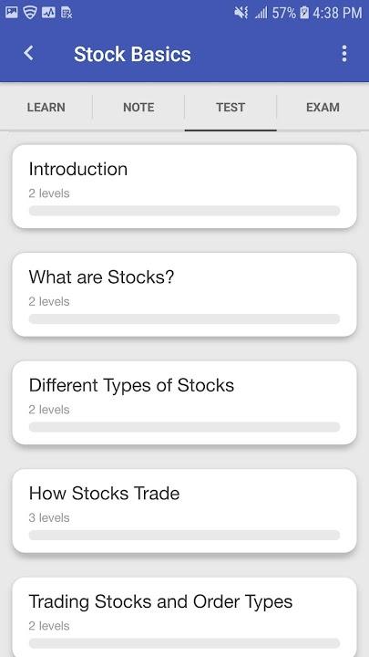 Learn Stock Trading Basics