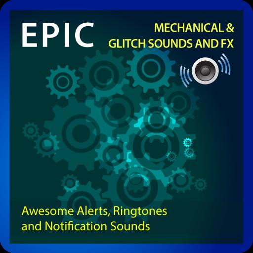 Epic Machine & Glitch Sounds