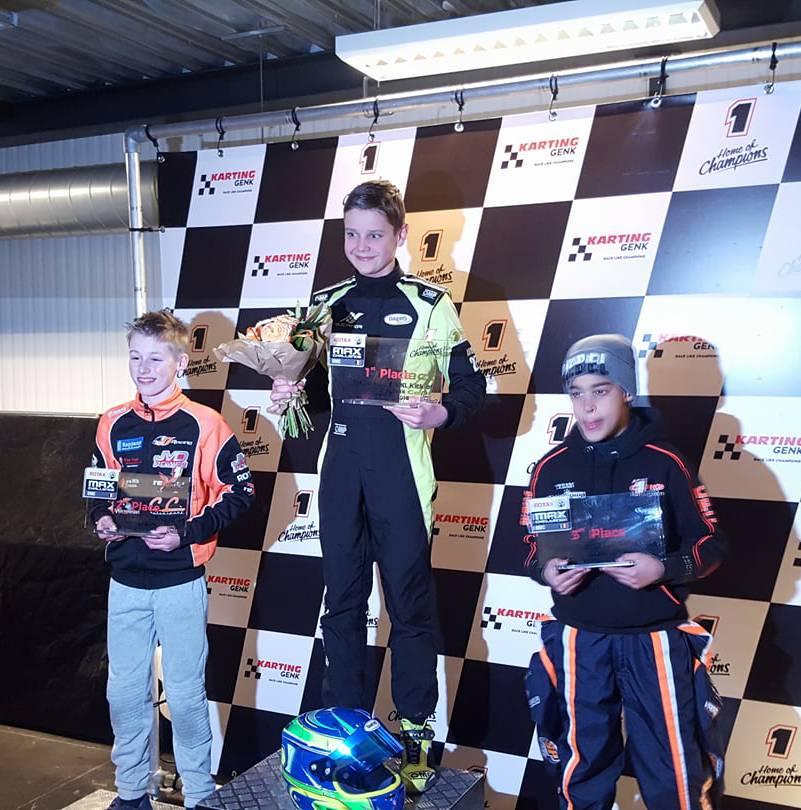 In de kijker - Kobe Pauwels winnaar wedstrijd Belgian Max Challenge