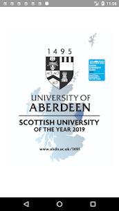 University of Aberdeen Guide 1.1.3 Mod APK (Unlock All) 1
