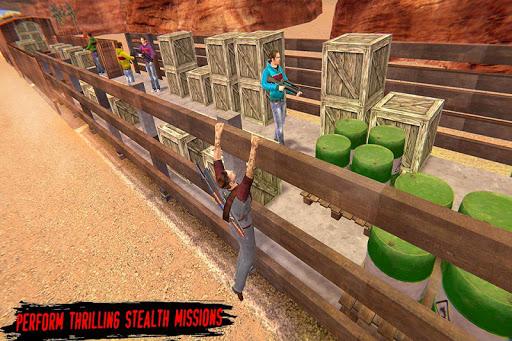 Train Gold Robbery 2019 – New Train shooting games screenshot 5