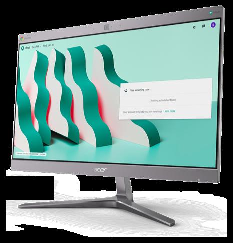 Acer Chromebase for Google Meet
