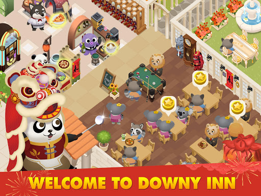 Downy Inn - screenshot