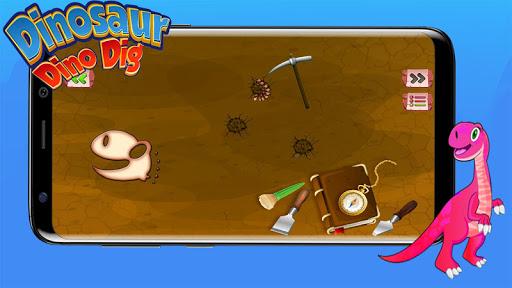 Digging Games - Find Dinosaurs Bones FREE 4 de.gamequotes.net 4