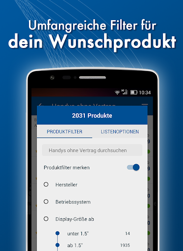 Geizhals Preisvergleich 3.6.0.18 screenshots 4
