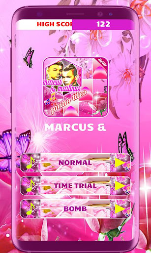MARCUS & MARTINUS PIANO TILE new 2018