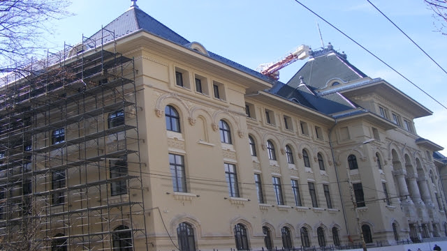 Bucharest history and Town Hall