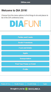 DIAfun- screenshot thumbnail