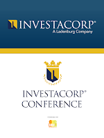 Screenshot of Investacorp Conference