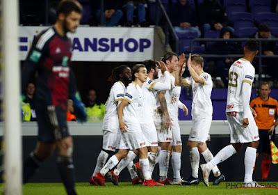 Genk confirme son statut de leader et domine une bonne équipe d'Anderlecht