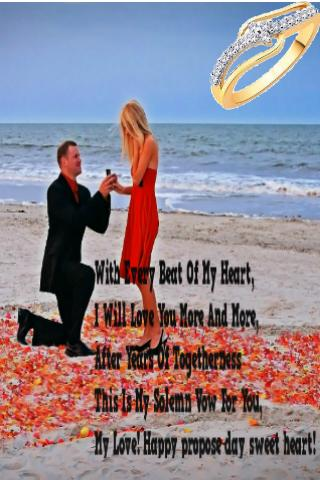 Love Proposal Messages Google Play Android