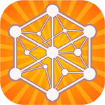 One Line: puzzle match Icon