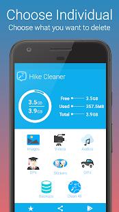 Hike Cleaner - náhled