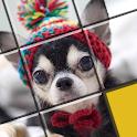 Slide ® - SlidePuzzle about dog, cat, cactus... icon