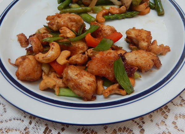 Cashew Chicken Gf Recipe