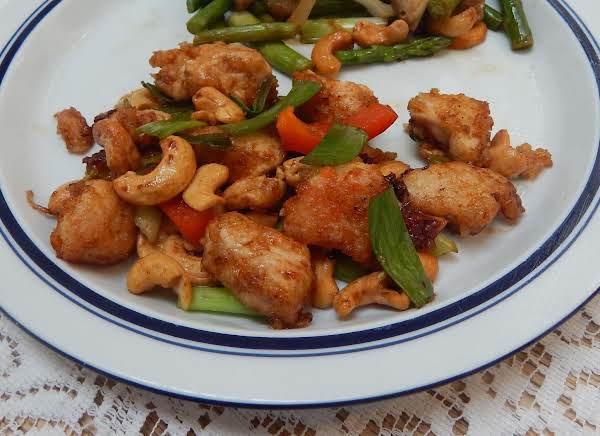 Cashew Chicken Gf