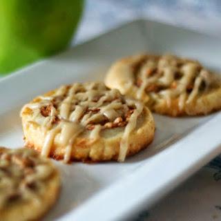 Caramel-Apple Pie Crust Cookies