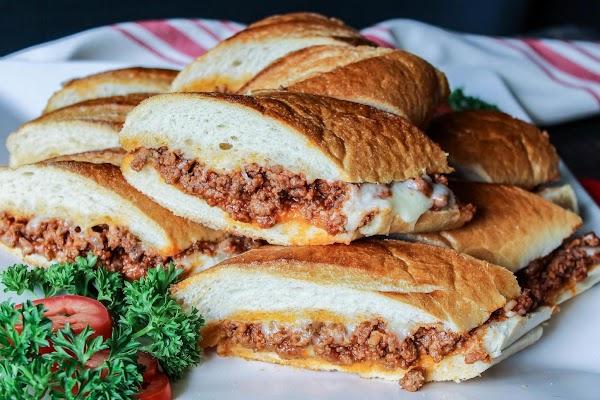 Stromboli Joes Recipe