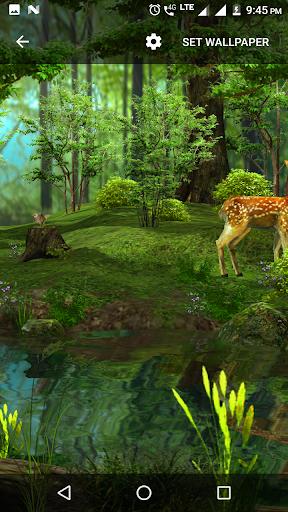 3D Nature Live Wallpaper 1.2 screenshots 3