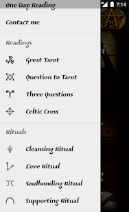 Kosma Tarot- screenshot thumbnail