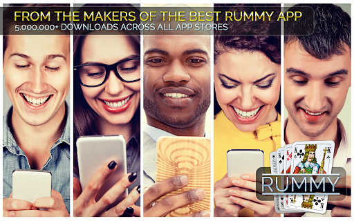 Rummy Online Multiplayer - free card game screenshots 9