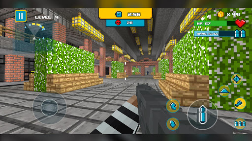 Cops Vs Robbers: Jailbreak apktram screenshots 5
