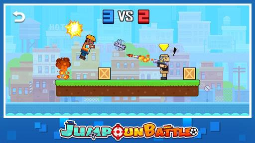 Jump Gun Battle 1.0.1 screenshots 1