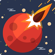 Planet Blast – Swipe To Shoot Jumping Ball MOD APK 4.5.2 (Unlimited Money)