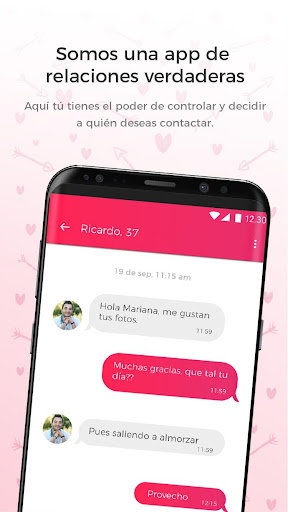 Mi Media Manzana, Busca pareja screenshot