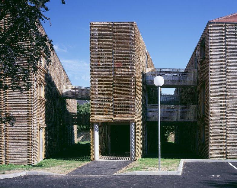Edificio La Closeraie - Edouard François
