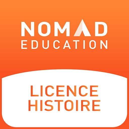 Licence Histoire: L1, L2, L3 Révision, Cours, Quiz Icon
