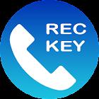 Call Recorder Key icon