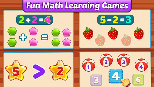 Math Kids - Add, Subtract, Count, and Learn 1.1.4 5