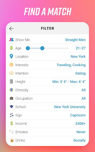 Clover Dating App 2.8.8 screenshots 4