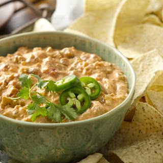 Taco Dip With Ground Beef Recipes.